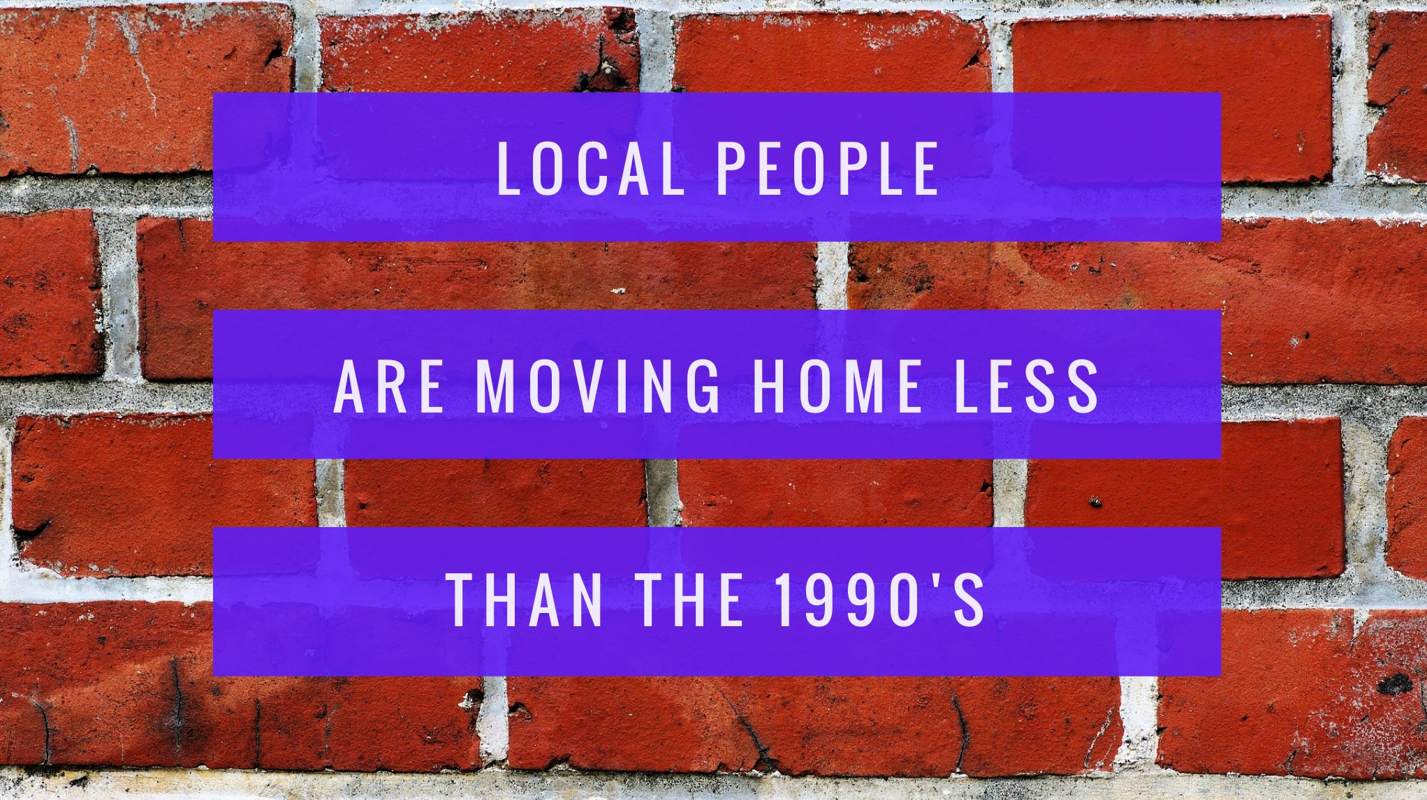Canterbury Home Owners Are Only Moving Every 15.5 Years