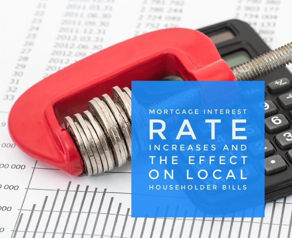Increase in Interest Rates to cost Canterbury Home Owners £305.37 a year