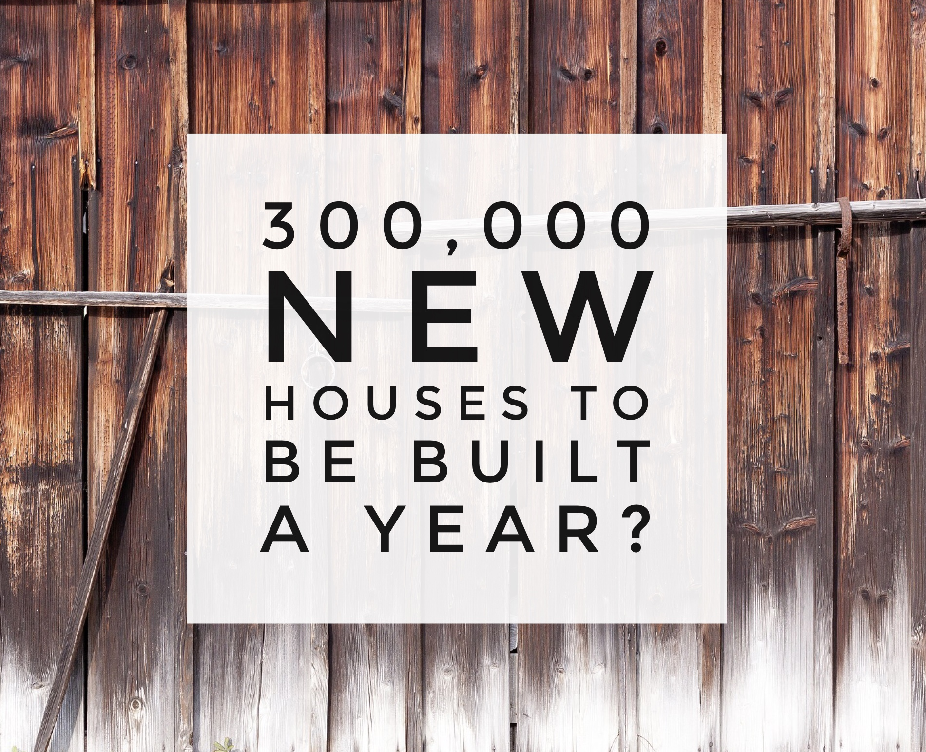 Canterbury Property Market and Hammond's Budget Promise to Build 300,000 more homes