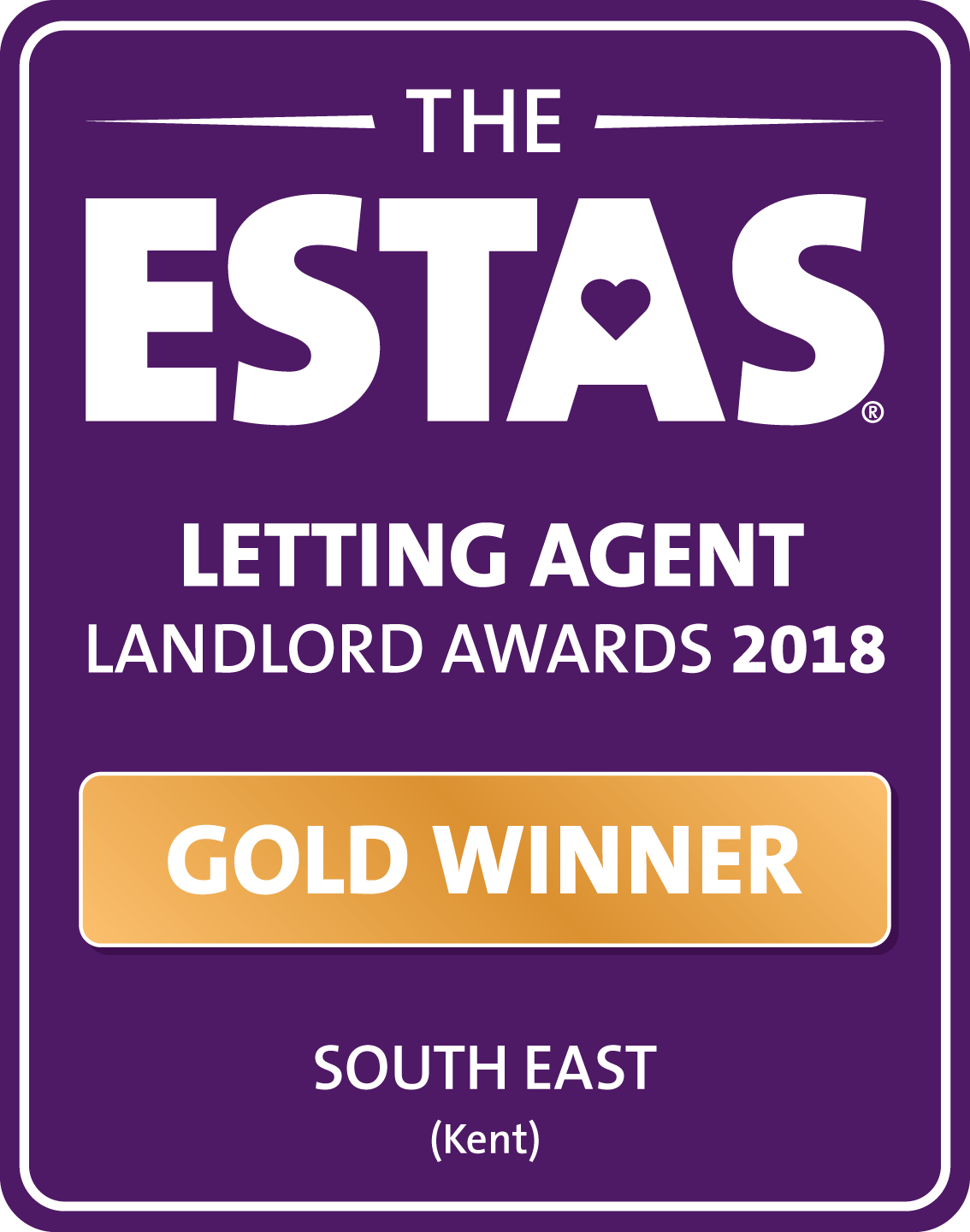 Regal Lettings wins Best Letting Agent in Kent Award
