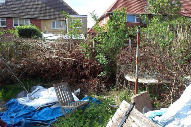 Before viewings, 40% of homeowners don't tidy their garden