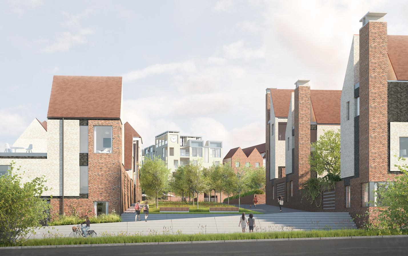 Council Approve 4,000 homes for the city…..