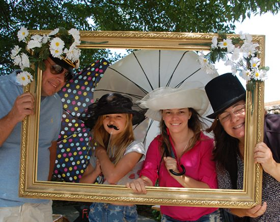 Pilgrims Hospices Vintage Tea and Fair sponsored by Regal Estates